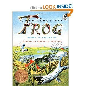 Frog Went A-Courtin': Children'S Books, Books Club, Books Worth, Pictures Books, Children Pictures, Favorite Books, Childrens Books, Children Books, Kiddo Books