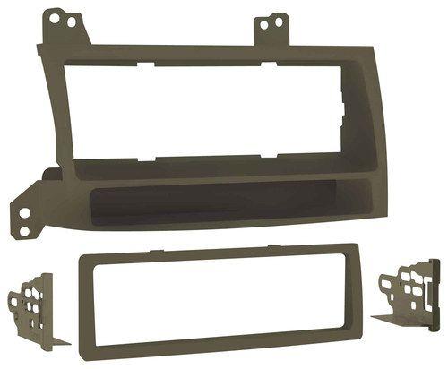 Metra - Dash Kit for Select 2009-2010 Hyundai Sonata - Brown