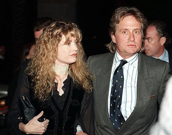 Michael Douglas and Diandra Douglas by http://www.wikilove.com