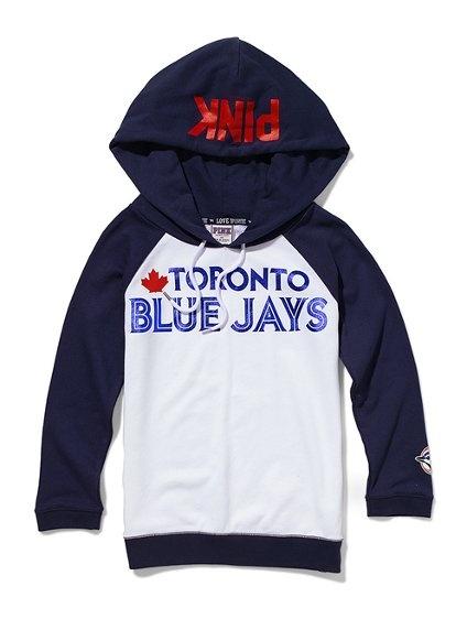 Toronto Blue Jays Baseball Hoodie - Victoria's Secret Pink® - Victoria's Secret