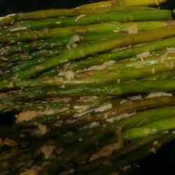 Roasted Asparagus with Parmesan Allrecipes.com I also sprinkle with lemon and…