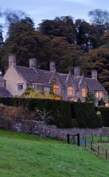 Country House - Cotswolds, England