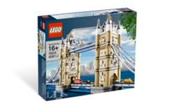 Tower Bridge 10214 Nº of Pieces: 4295 Year: 2010