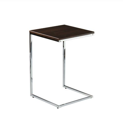 Tray Table Convenience And Modern Art Style Make This Side Table As  Practical As It Is Attractive. The Sleek Tabletop Slides Effortlessly Over  Any Sofa Or