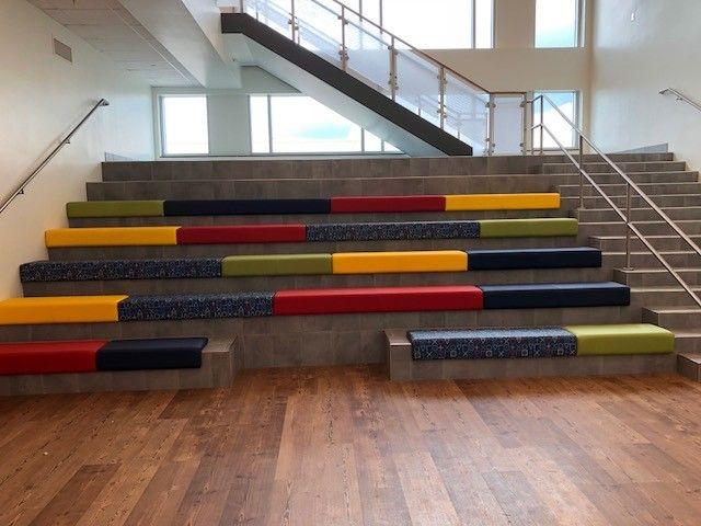 Spartanburg District 7 Elementary, Office Furniture Spartanburg Sc