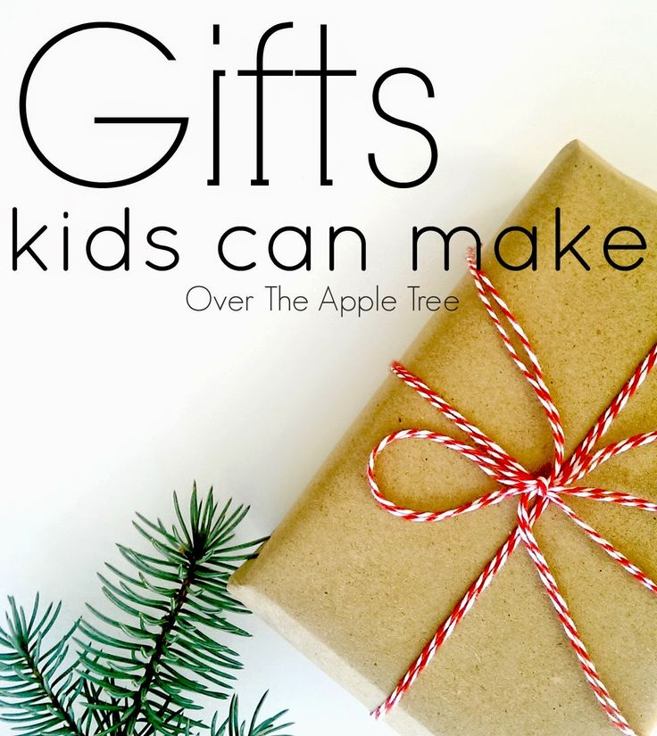 Looking for gift ideas that your children can make these for Thoughtful homemade gifts for christmas