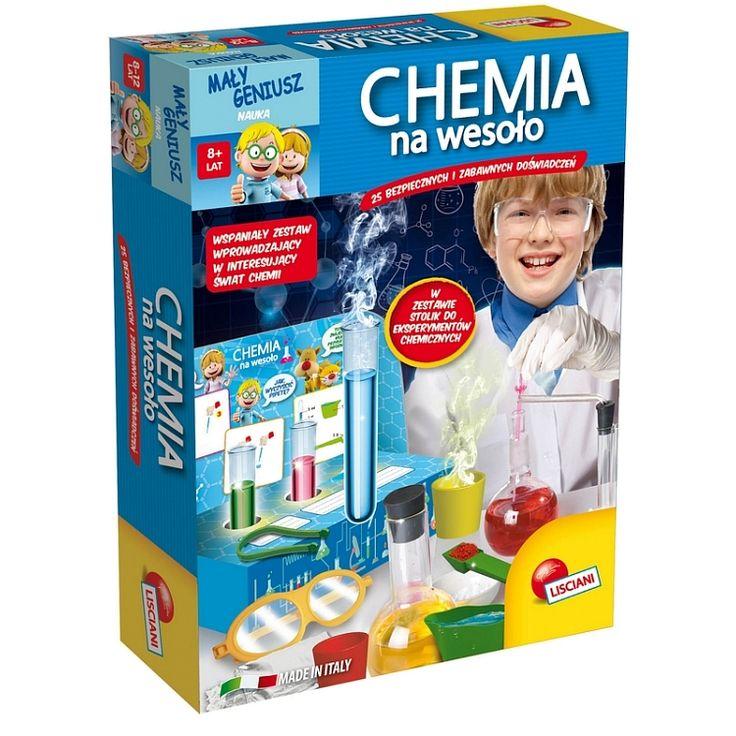 Lisciani, Mały Geniusz, Chemia na wesoło