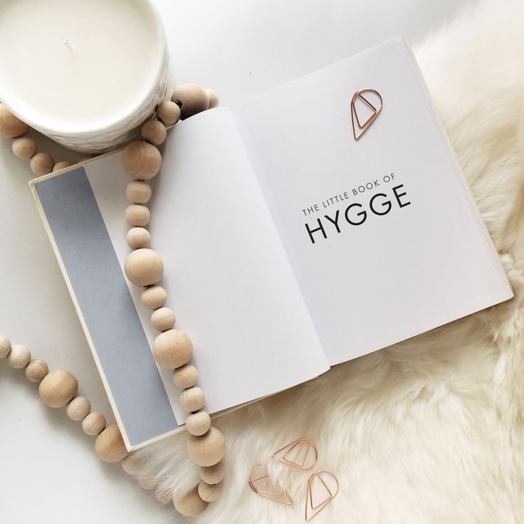 The Little Book of Hygge by Meik Wiking | Photo & Styling by Home Hyggelig Home