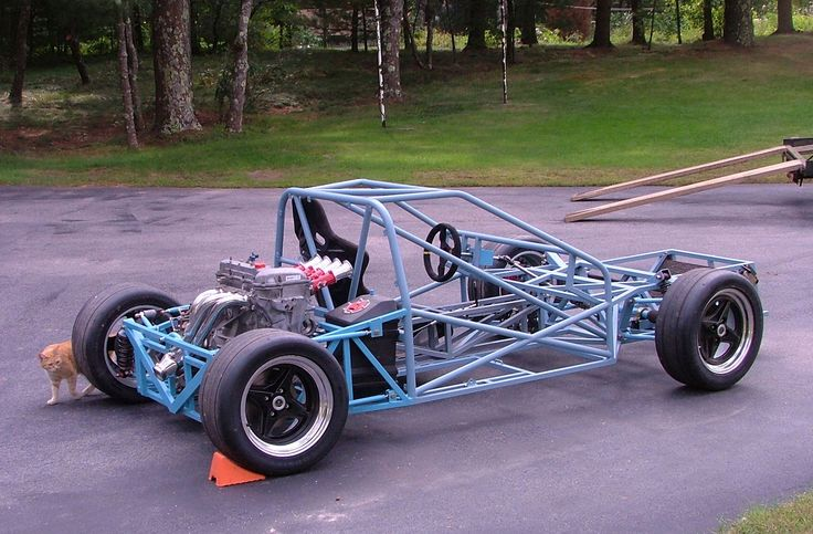 Project Car: Body on the Chassis (GREAT READ)
