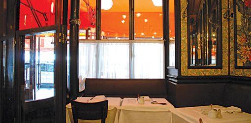 Restaurants In Paris –Brasserie Lipp. Hg2Paris.com.