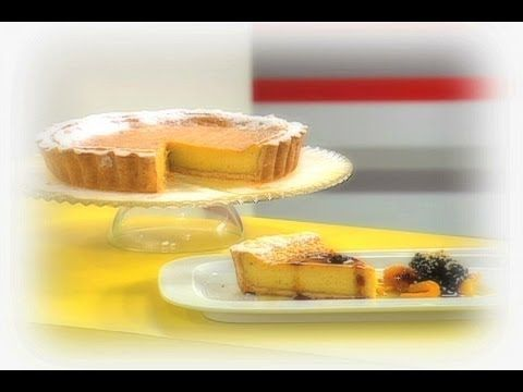 Dulces Secretos - Tarta de Flan - YouTube