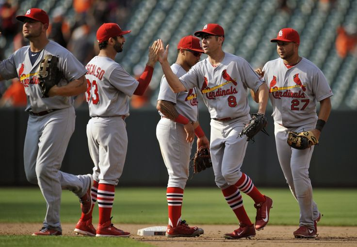 17 awesome things about the St. Louis Cardinals.  9-28-14