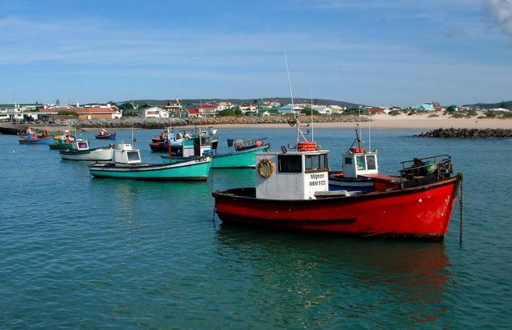 Boats - From South Africa
