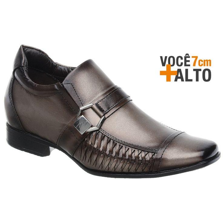 Sapato Rafarillo Linha Alth Você + Alto 7cm 3212 Topázzio - FKV Calçados