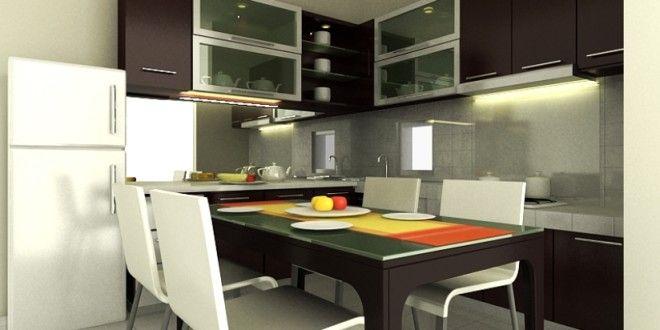 9 Model Dapur Minimalis Yang Indah | Gambar Desain Rumah