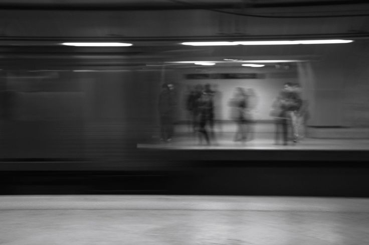 Photograph Metro by Stella K H  on 500px