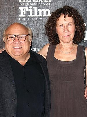 Danny DeVito, Rhea Perlman Separate : People.com.  I don't know why this makes me sad, but it does.  They've been together for SO LONG!  Who's next?  Tom Hanks and Rita Wilson?