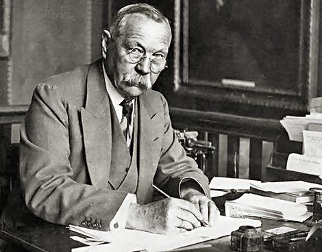 """""""My mind rebels at stagnation. Give me problems, give me work, give me the most abstruse cryptogram, or the most intricate analysis, and I am in my own proper atmosphere. But I abhor the dull routine of existence. I crave for mental exaltation.""""—Sir Arthur Conan Doyle (May 22, 1859—July 7, 1930; Happy birthday!)"""