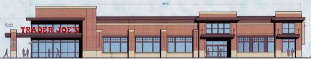 Trader Joe's Uptown (Lyndale) rendering
