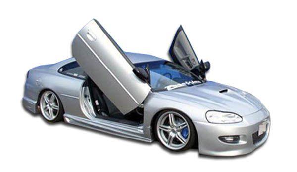 Duraflex 01-06 Dodge Stratus Chrysler Sebring 2DR Viper Side Skirts