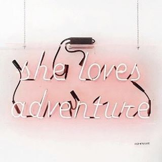 go for an adventure