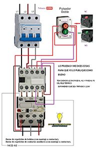 292241463294655908 on contactor diagram