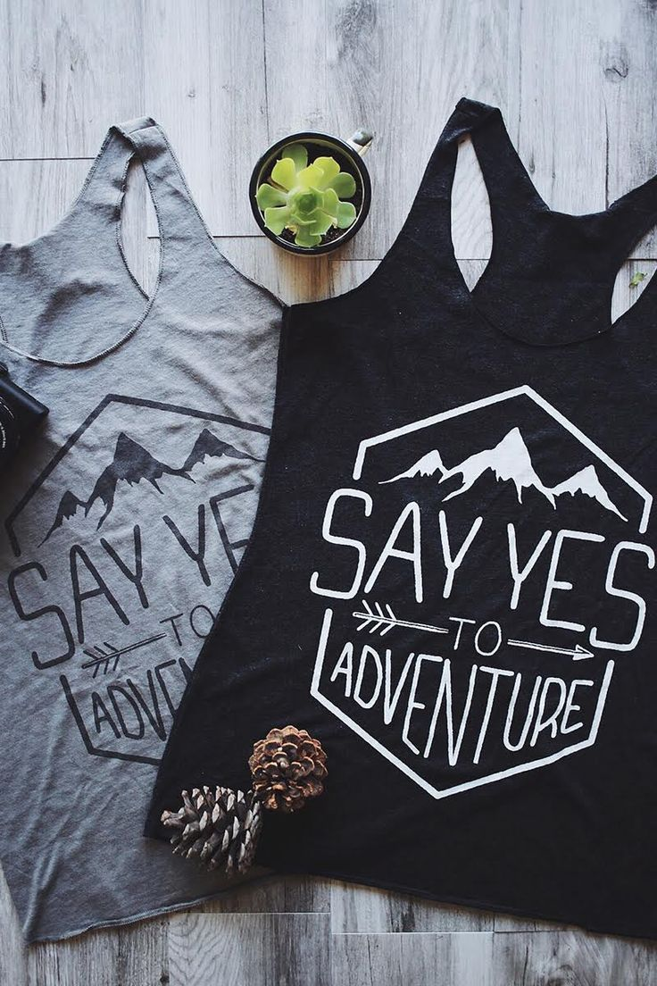 Adventure Tanks. Awesome. And they give back to victims of sex trafficking too. Double Awesome.