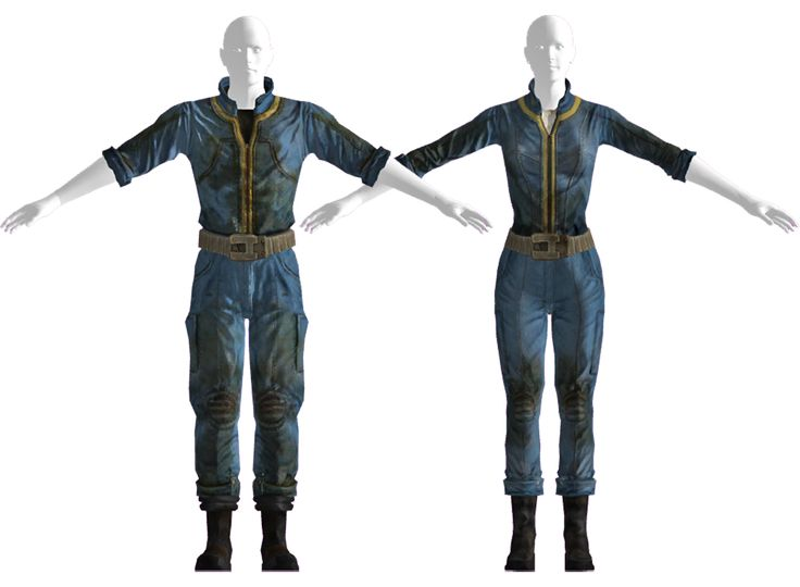 Fallout 3 armor and clothing - The Fallout wiki - Fallout: New Vegas and more