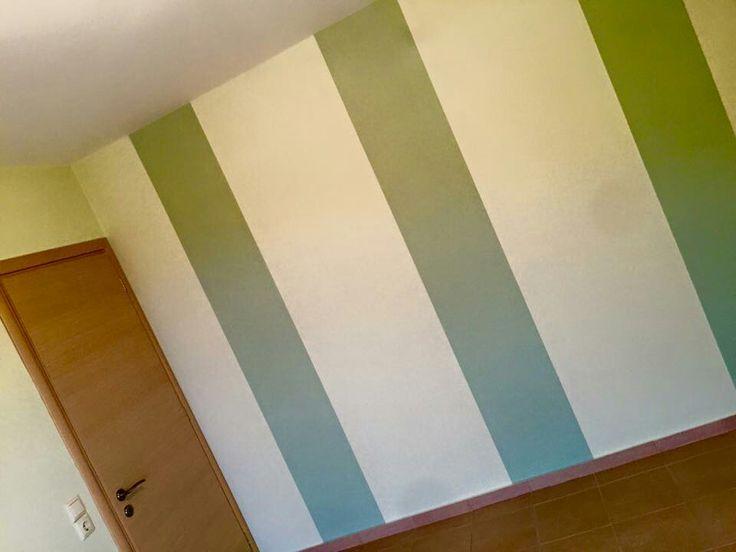 Stripes-mural