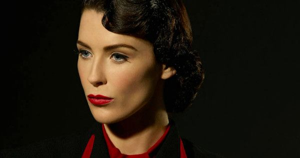 Get your first look at Wynn Everett as Whitney Frost in a new 'Agent Carter' photo gallery before the Season 2 premiere on January 19.
