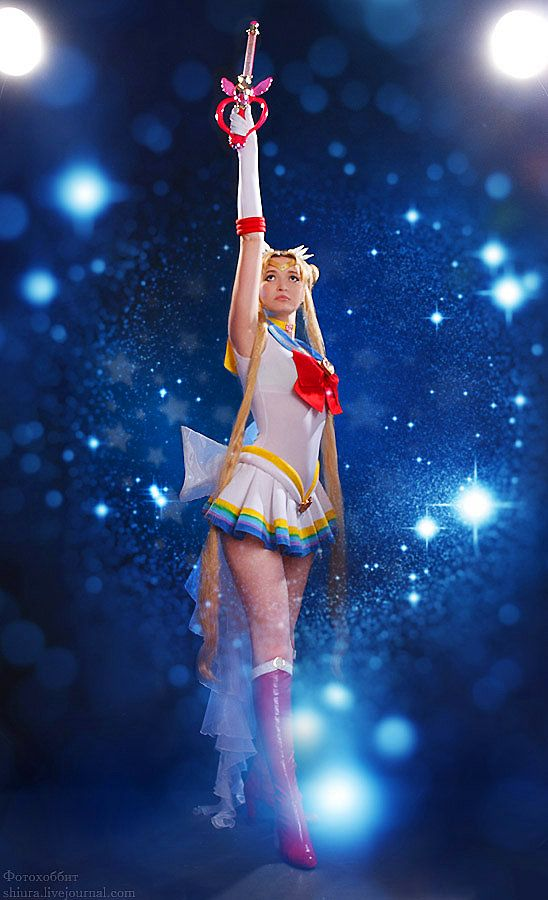 Super Sailor Moon by Usagi-Tsukino-krv.deviantart.com on @deviantART