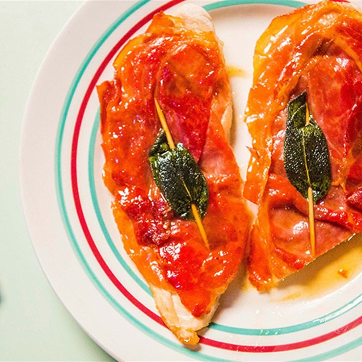 Try this Saltimbocca recipe by Chef Michela Chiappa . This recipe is from the show Michela's Tuscan Kitchen.