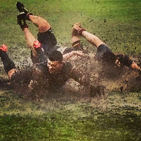 Tag me in your best mud rugby pics with @RugbyNation & #MudRugby and I will feature the best.  By @louissercombe