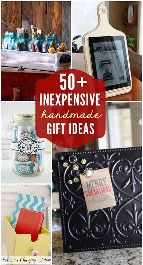 50 inexpensive diy gift ideas for any occasion are you on for Super cheap gift ideas