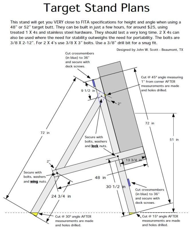 Shooting Target Stand Designs : Best archery target stand ideas on pinterest diy