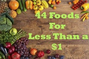 After a recent shopping trip I overheard a woman saying she stays away from eating healthier because she is on a fixed income and healthy food is way to expensive. I was a little stunned, but I als...