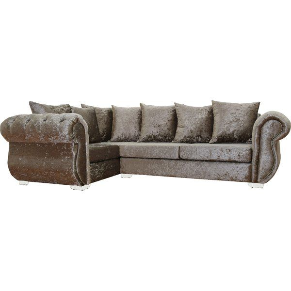 You'll love the Wendy Corner Sofa at Wayfair.co.uk - Great Deals on all Furniture products with Free Shipping on most stuff, even the big stuff.
