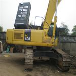 The price of Used Komatsu Excavator PC60-7 can be expensive if you choose Shanghai Jiangchun. We supply used ...