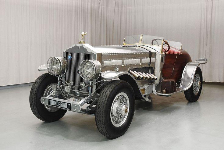 1928 Rolls-Royce Merlin Speedster - Hyman Ltd. Classic Cars