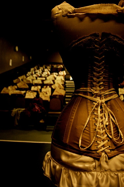 Vollers Corsets, since 1899 by Michael Voller, via Flickr