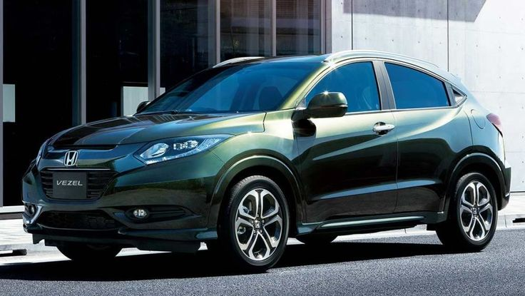 2015 Honda HR-V - Photos - www.carbooq.com