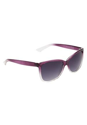 F Purple Sunglasses