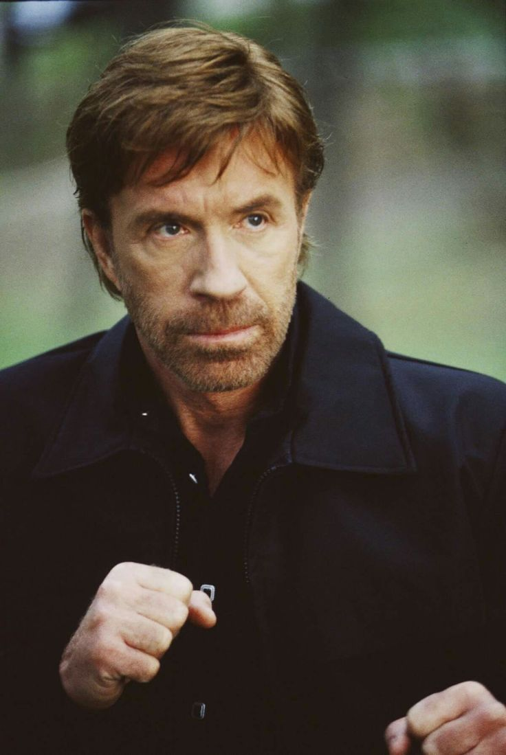 Happy birthday to Walker, Texas Ranger himself, Chuck Norris. 77 years old today!