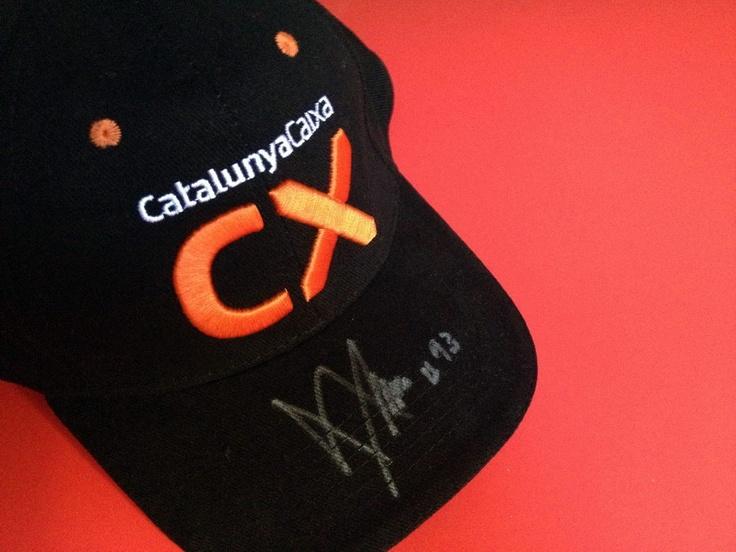 Sorteamos una gorra autografiada por Marc Márquez entre todos nuestros usuarios.