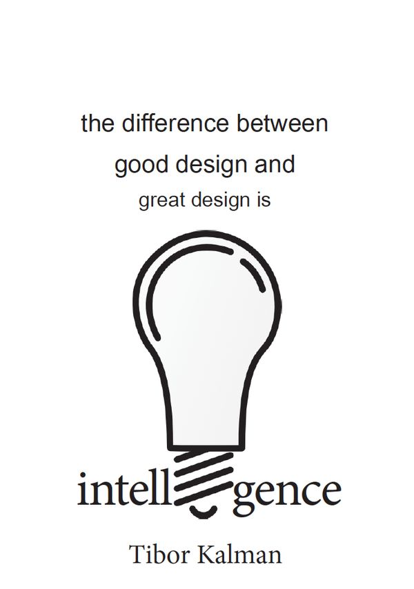 The Difference Between Good And Great Design ;)