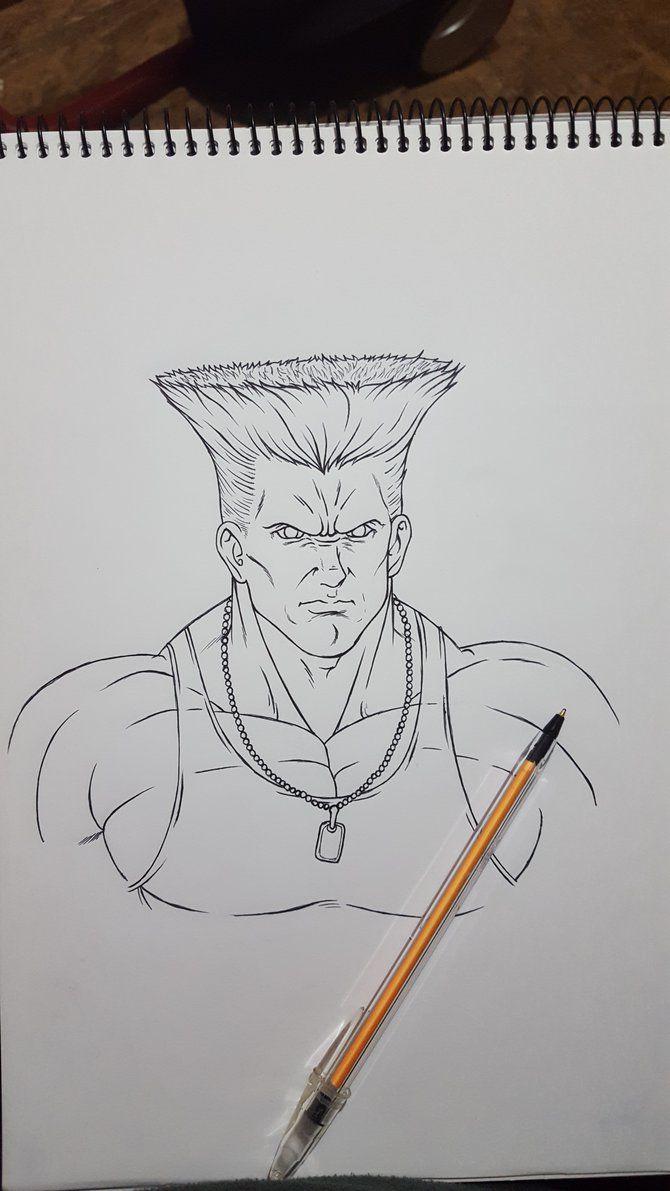 Guile Street Fighter by tyller16.deviantart.com on @DeviantArt