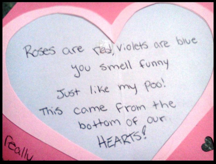 Funny Valentines Day Poems For Kids Poems For Children. Valentines Day The Rantwick Way