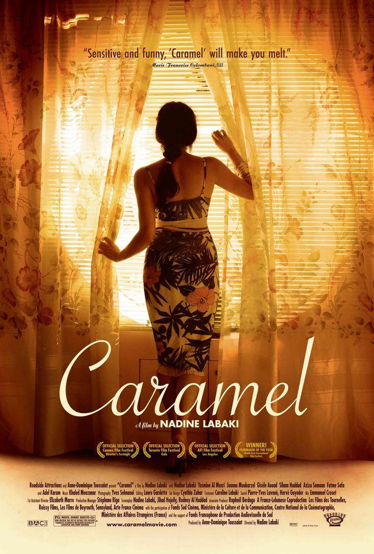 """""""Caramelo"""", de Nadine Labaki - Comédia romântica centrada no cotidiano de cinco mulheres libanesas vivendo em Beirute. #52FilmsByWomen"""