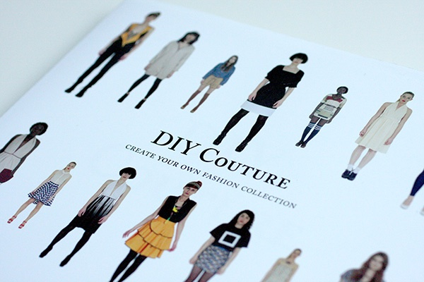 Rosie Martin, the incredibly-talented sewist and entrepreneur behind the UK-based company DIY Couture has (finally!) released a book by the same name.  She runs DIY workshops and sewing events throughout London, and puts out a biannual line of instructions to create an entire clothing collection from scratch.