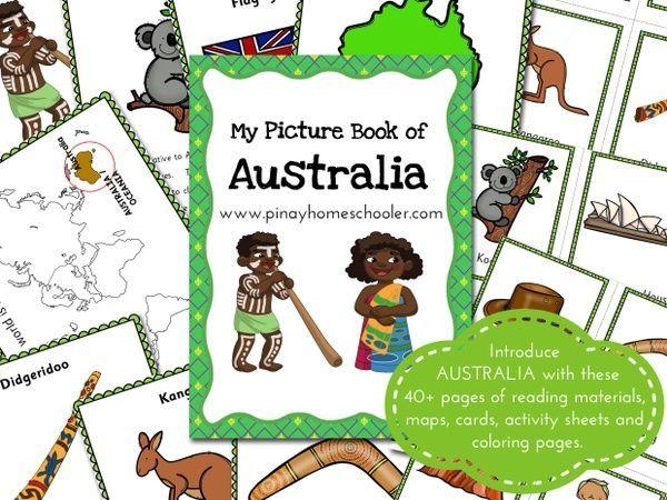 Australia/Oceania in a Nutshell | The Pinay Homeschooler